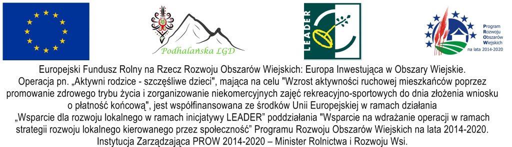 Stowarzyszenie dla rozwoju gm.Szaflary-aktywni_rodzice...- tablica