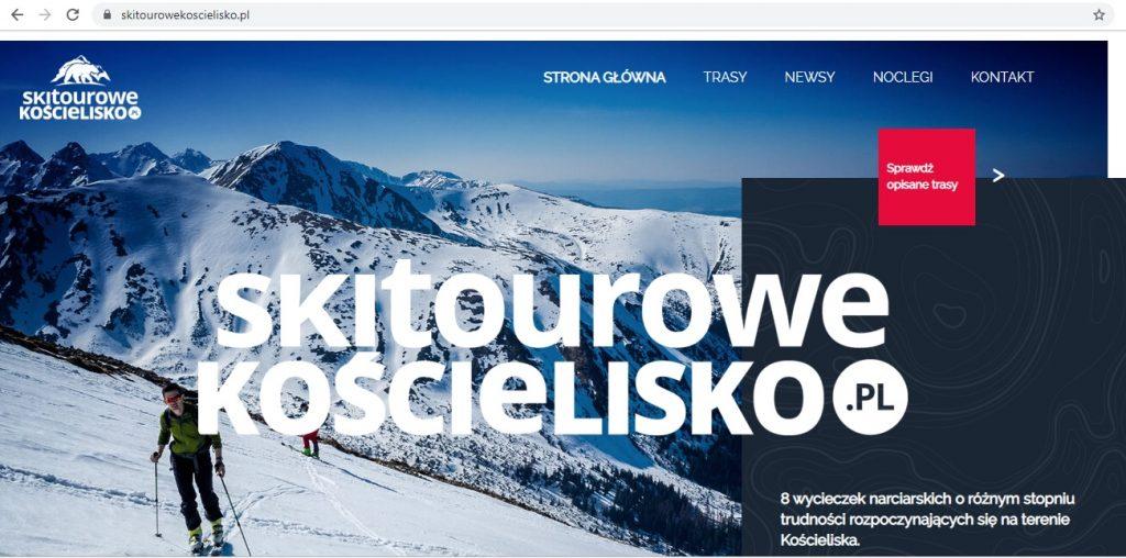 skitourowe www
